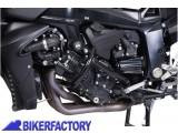 BikerFactory Protezione motore paracilindri tubolare SW Motech x BMW K 1200 R Sport e K 1300 R SBL.07.413.100 B 1000417
