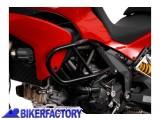 BikerFactory Protezione motore paracilindri tubolare SW Motech x DUCATI Multistrada SBL.22.142.10000 B 1003620