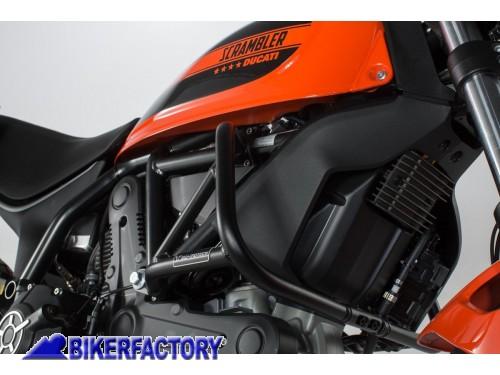 Ducati Scrambler Full Throttle Protezioni Protezioni Tubolari In