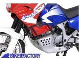 BikerFactory Protezione motore paracilindri tubolare SW Motech x HONDA XRV 750 Africa Twin %28%2792 %2703%29 1000617
