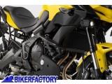 BikerFactory Protezione motore paracilindri tubolare SW Motech x KAWASAKI Versys 650 %28%2715 in poi%29 SBL.08.518.10000 B 1033084