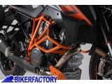 BikerFactory Protezione motore paracilindri tubolare SW Motech x KTM 1290 Super Duke R GT SBL.04.430.10000 O 1029375
