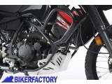 BikerFactory Protezione motore paracilindri tubolare SW Motech x Kawasaki KLR 650 SBL.08.297.10001 B 1024969
