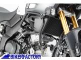BikerFactory Protezione motore paracilindri tubolare SW Motech x SUZUKI DL 1000 V Strom %28%2714 in poi%29 SBL.05.440.10000 B 1028308