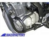 BikerFactory Protezione motore paracilindri tubolare SW Motech x SUZUKI GS 500 E %28%2789 %2706%29 GS 500 F %28%2704 %2706%29 SBL.05.339.100 1000819