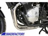 BikerFactory Protezione motore paracilindri tubolare SW Motech x SUZUKI GSF 600  1200 Bandit SBL.05.341.100 1000826