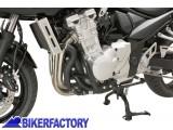 BikerFactory Protezione motore paracilindri tubolare SW Motech x SUZUKI GSF 650 Bandit %28%2707 in poi%29. SBL.05.384.100 1000851