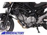 BikerFactory Protezione motore paracilindri tubolare SW Motech x SUZUKI SFV 650 Gladius %28%2711 in poi%29 SBL.05.192.10000 B 1023871