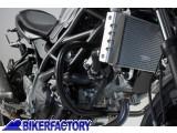 BikerFactory Protezione motore paracilindri tubolare SW Motech x SUZUKI SV 650 ABS SBL.05.670.10000 B 1034387