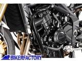BikerFactory Protezione motore paracilindri tubolare SW Motech x TRIUMPH Street Triple %28%2707 in poi%29 SBL.11.431.10000 B 1000896