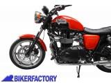 BikerFactory Protezione motore paracilindri tubolare SW Motech x TRIUMPH Thruxton Bonneville %28%2704 in poi%29. SBL.11.249.10000 B 1024449