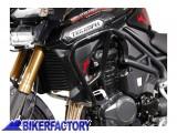 BikerFactory Protezione motore paracilindri tubolare SW Motech x Triumph Tiger 1200 %28%2712 in poi%29 SBL.11.485.10000 B 1019788