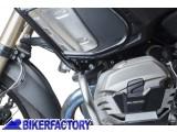 BikerFactory Protezione serbatoio tubolare SW Motech x BMW R 1200 GS per utilizzo in combinazione con paracilindri OEM originale BMW. SBL.07.565.20000 B 1024184