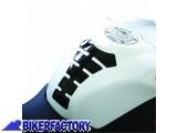 BikerFactory Adesivo protettivo per serbatoio moto %28 protezione serbatoio%29 OXFORD mod. Original Spine Colore NERO OXF.00.OF838 1025083