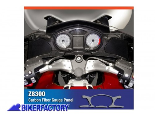 BikerFactory Kit rifinitura in fibra di carbonio per R 1200 RT Z8300 G 1001931