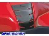 BikerFactory Protezione serbatorio in fibra di carbonio ZTechnik Z8500 1001279
