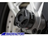 BikerFactory Tamponi paracolpi forcella anteriore SW Motech per BMW S 1000 R STP.07.176.10300 B 1029384