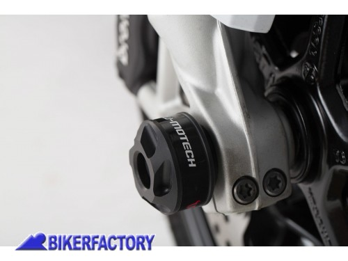 BikerFactory Tamponi paracolpi forcella anteriore SW Motech per BMW STP.07.176.11000 B 1033163