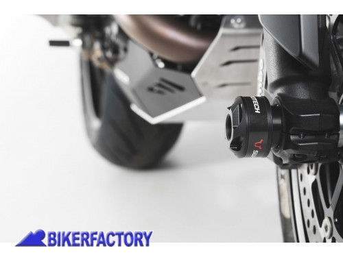 BikerFactory Tamponi paracolpi forcella anteriore SW Motech per DUCATI STP.22.176.10000 B 1024318