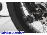 BikerFactory Tamponi paracolpi forcella anteriore SW Motech per DUCATI STP.22.176.10100 B 1024137