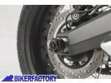 BikerFactory Tamponi paracolpi forcella posteriore SW Motech per DUCATI SCrambler Sixty2 Classic Caf%C3%A9 Racer Desert Sled STP.22.176.10400 B 1033167