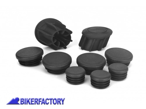 BikerFactory Kit tappi telaio PYRAMID x BMW R 1200 GS R 1200 GS LC R 1200 GS LC Adventure BMW R 1250 GS PY07.089400 1036903