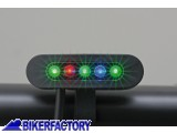 BikerFactory Unit%C3%A0 di controllo DAYTONA con 5 indicatori LED PW.00.361 547 1027885